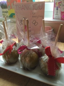 Toffee Apples 8