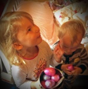 Esme-Arthur-Eggs