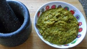 Thai-green-paste