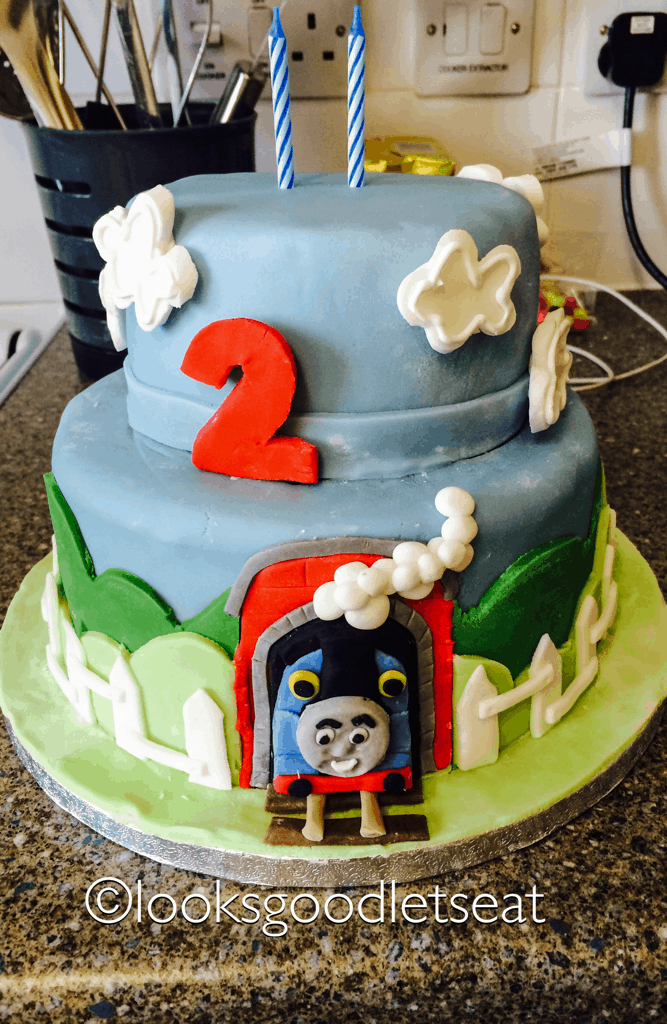 Arthurs Birthday Cake