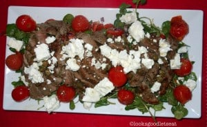 Lamb-Tagliata-with-Watercress-and-Tomatoes