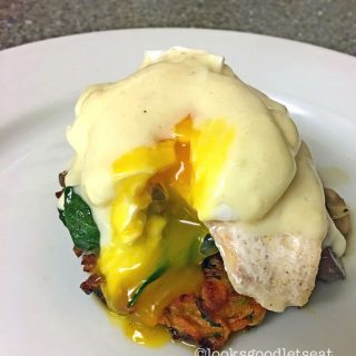 Poached Haddock with Cheese Sauce