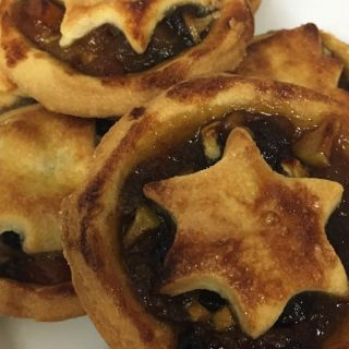 Best Ever Mince Pies