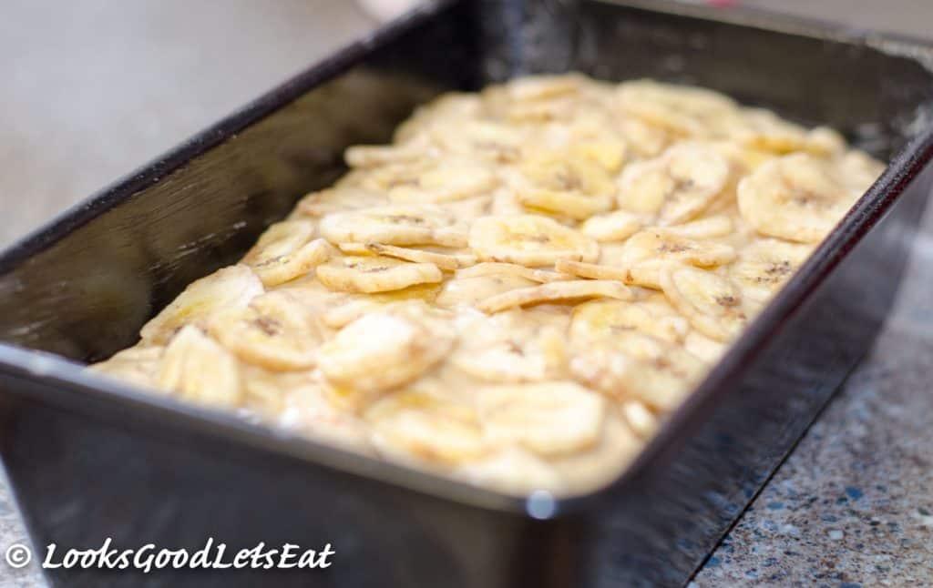 Banana Bread Pre-Bake